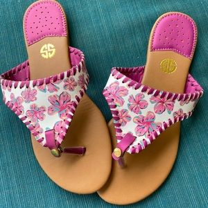 Simply Southern Sandals size 8